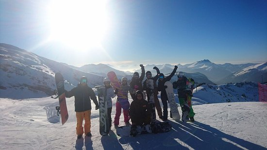 TORR Snowboarding: Freestyle and off piste camps for everyone.