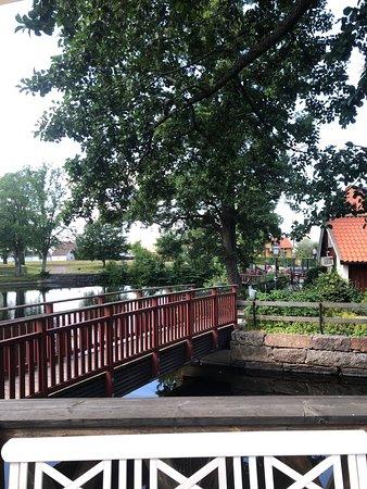Tidaholm, السويد: Underbar miljö