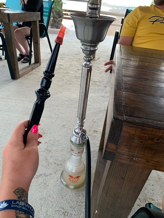 Mondo's Bar & Grill: The Shisha