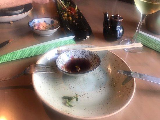 Green Tea Sushi & Cocktail - Hotel the Westin Palace Photo