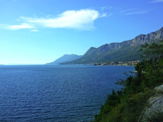 Gradac, โครเอเชีย: Croatia - Adriatic coast between Ploče and Makarska. Part of southern Croatia you will certainly need to visit. A beautifully clean blue sea, friendly hosts will be the best choice for your vacation.