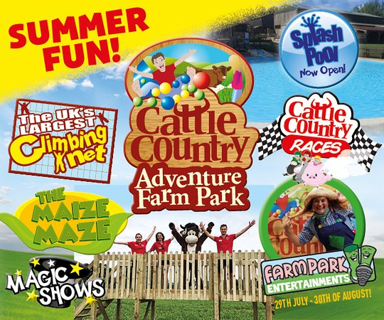 ‪Cattle Country Adventure Park‬