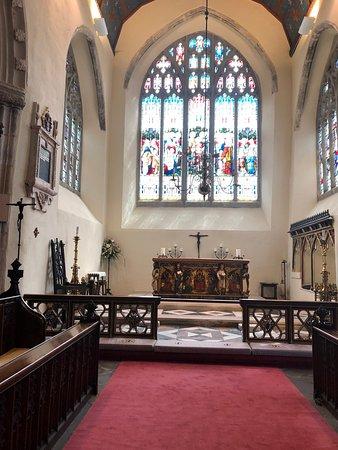 Mooie oude kerk