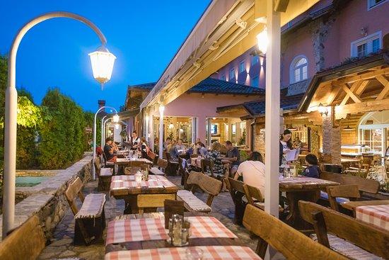 Restaurant Rastoke (Mirjana & Rastoke): Terrace