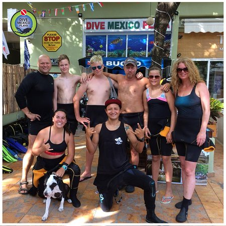 Dive Mexico Playa 사진