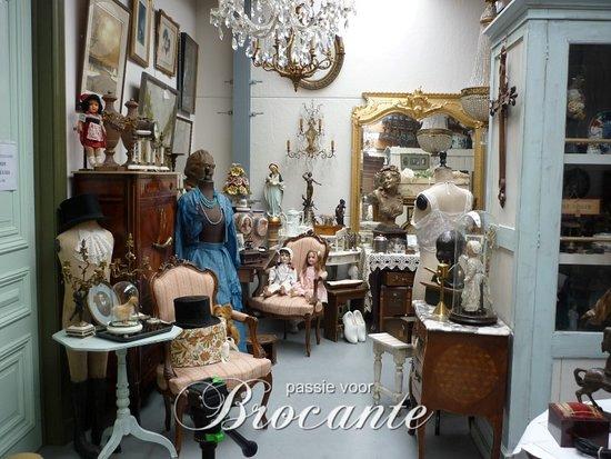 Oudenburg, เบลเยียม: Passie voor brocante