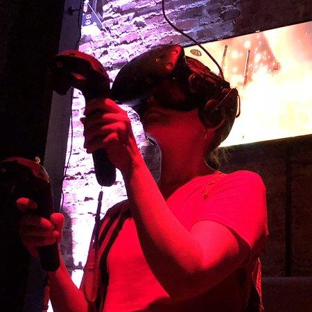 Augment VR Arcade & Bar