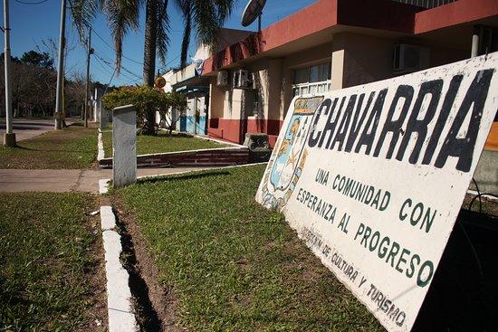 Chavarria, อาร์เจนตินา: La municipalidad