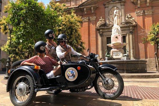 Sidecar Tours Valencia