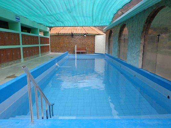 Cotahuasi, Peru: Baños termales Luicho