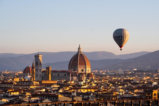 ‪Firenze Mongolfiere - Hot Air Balloon Flight‬