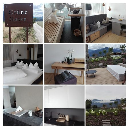 Rodengo, Włochy: Villa Gruntaller, stanza del giardino!