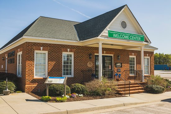 Hopewell/Prince George Visitor Center