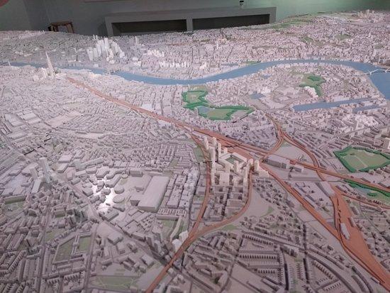 The New London Model