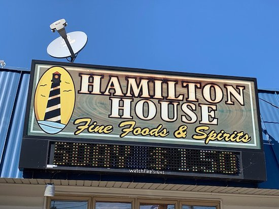 Hamilton House Bar