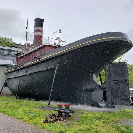 Maritime Museum Matilda