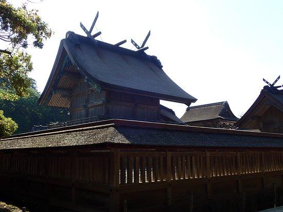 Izumo Taisha Shrine Gohonden