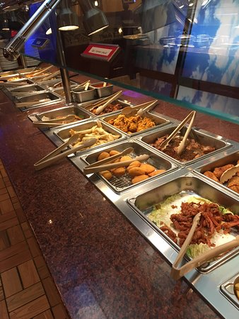 China Buffet Salisbury Restaurant