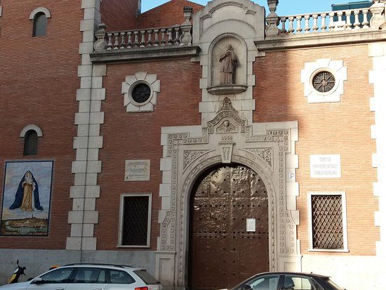Iglesia de San Vicente de Paul (Padres Paules)