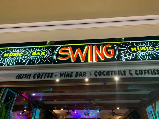 Bar Swing