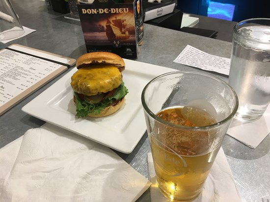 Good Deal Here 8 For Beer Burger Picture Of Whole Foods Market Bar Naples Tripadvisor