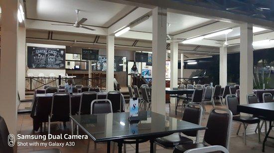 Pantai Cafe at Jerudong Beach accesible thru Royal Brunei Polo Club is popular especially for High Tea during weekends. Next to Zeedah ..
