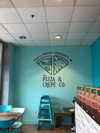 The Pizza Crepe Co Pewaukee Updated 2019 Restaurant