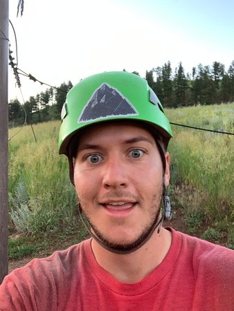 Rocky Mountain Zipline Adventure – fotografia