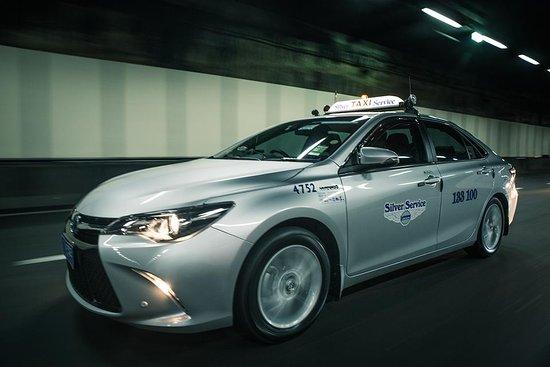 Melbourne Airport Maxi Cab