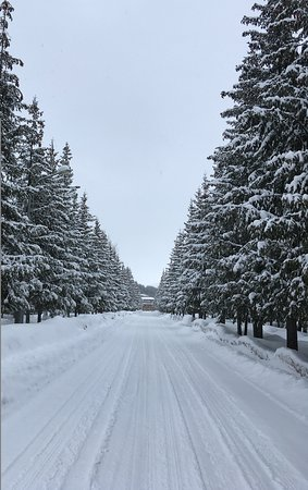 winter at Jermuk-Moscow resort