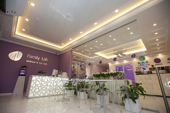 FAMILY LAB Wellness & Spa Club