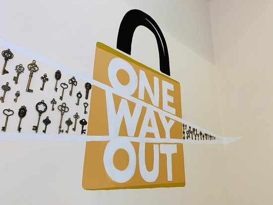One Way Out Escape Rooms