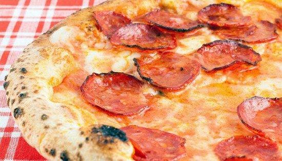 Saint George Bar & Grill: Pepperoni