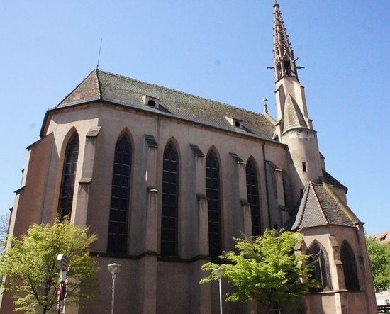 Eglise protestante - Eglise des Recollets