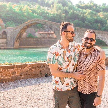 Borgo a Mozzano, Taliansko: Soprannominato Ponte del Diavolo, questo capolavoro di ingegneria medioevale, da sempre evoca miti e leggende