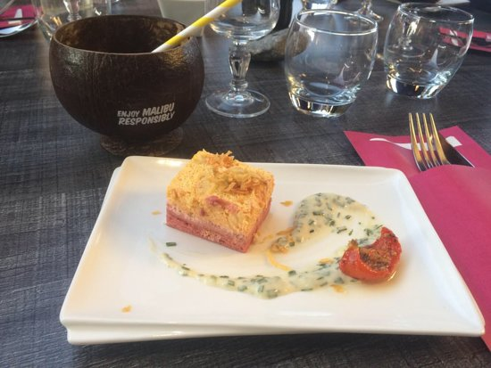 Rieupeyroux, Frankrijk: Petite mise en bouche