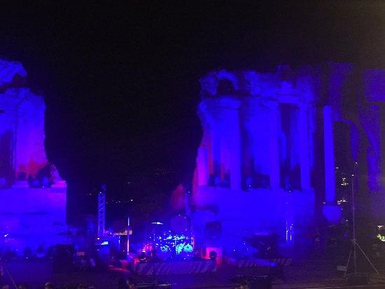 Ancient Theatre of Taormina Photo