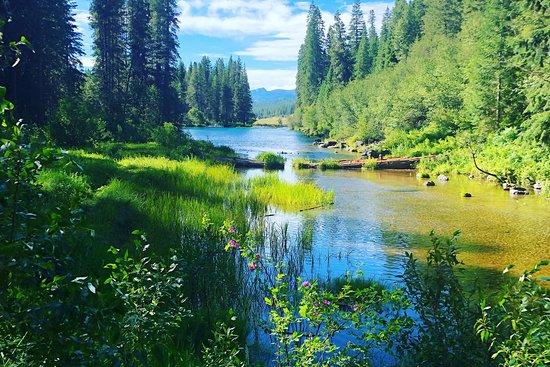 Sky Lakes Wilderness Adventures