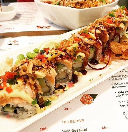 Kungsangen Thai Wok & Sushi