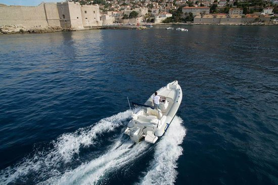 Dubrovnik by Boats
