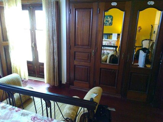Minde, Portugal: Dormitorio con hidro