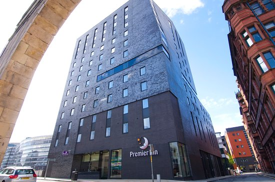 Premier Inn Manchester City (Piccadilly) hotel