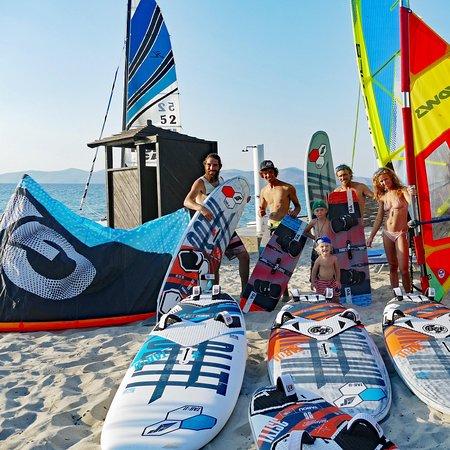 Fun2Fun Watersports - Kite, Windsurfing, Sailing Center
