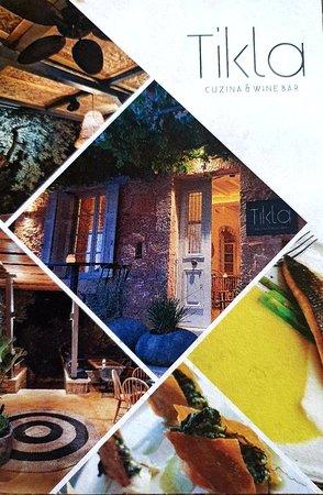Tikla cuzina & wine bar