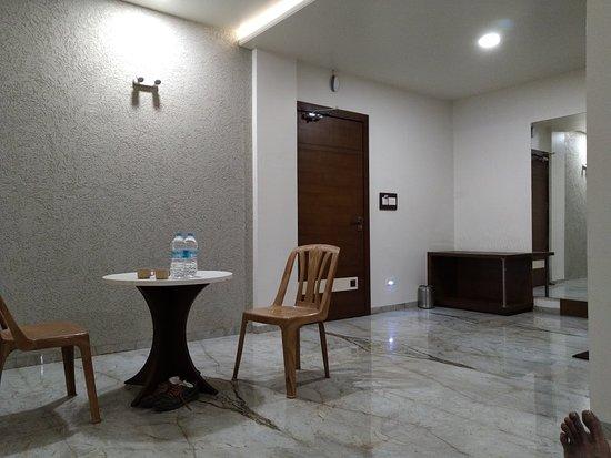 Pipariya, อินเดีย: Geetanjali Hotel