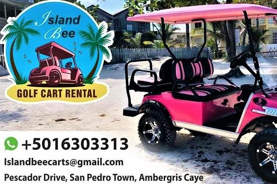 Island Bee Golf Cart Rentals