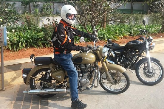 5 Senses Motorcycle Tours Mumbai
