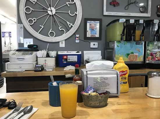 Three Mile Bay, État de New York: Jack's Diner