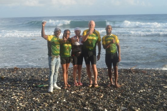 Buff Bay, Jamaica: Super Fowl Cycling Tours Strong!