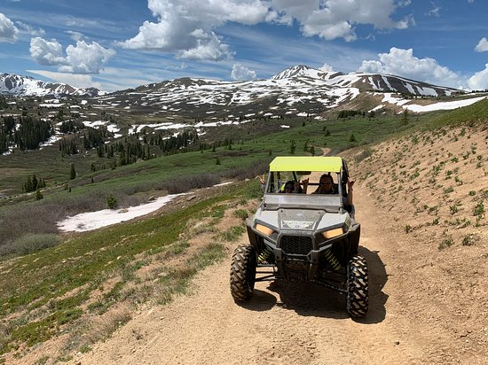 Pitkin, CO: On the trail